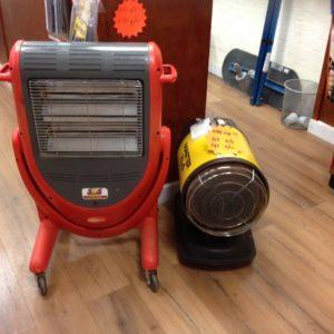 Heating & Drying